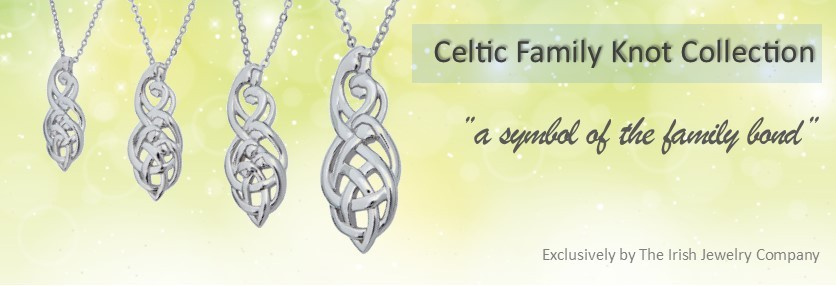 Celtic Family Knot Jewelry | Celtic Family Knot Pendant | Family ...