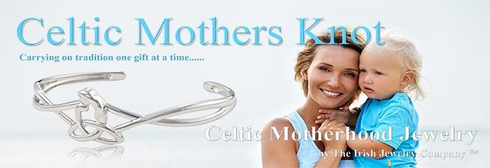 Celtic Mothers Knots Celtic Motherhood Knot Jewelry Mother Child