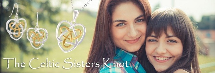 Sister Jewelry Celtic Sister Knot Jewelry Celtic Sisters Knots
