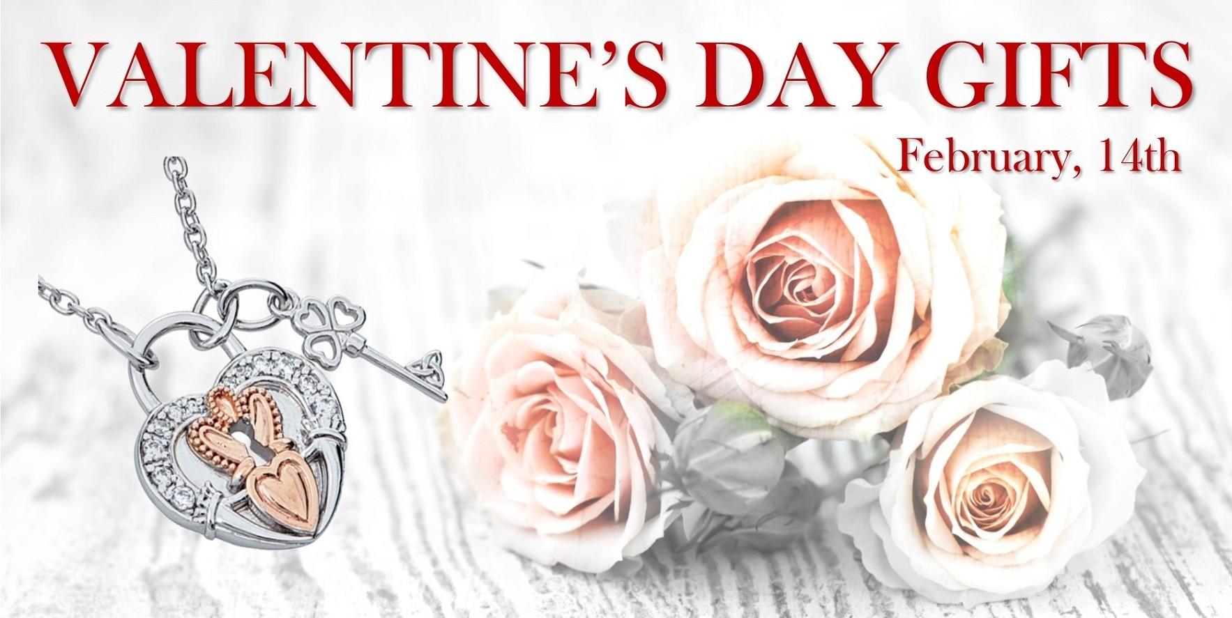 Romantic Irish Jewelry