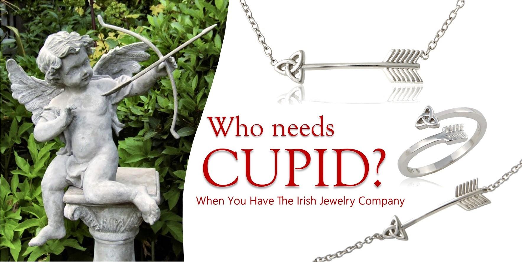 Cupid's Celtic Arrow