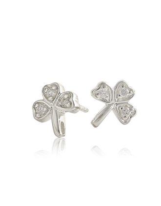Little Shamrock Earrings