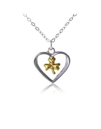 Irish At Heart Necklace