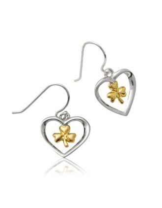 Irish At Heart Earrings