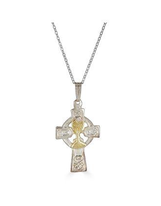 Celtic Communion Cross   First Holy Communion Cross