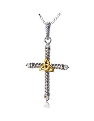 Aran Irish Cross