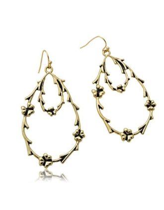 Irish Twig Earrings