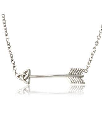 Celtic Arrow Necklace
