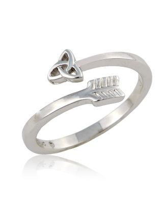 Celtic Arrow Ring