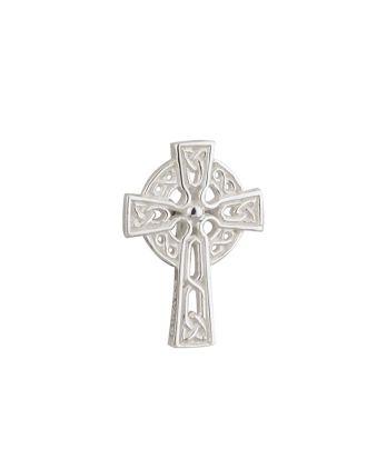 Celtic Cross Clutch Pin