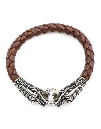 Mens Celtic Dragon Bracelet