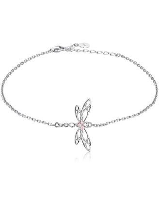 Celtic Knot Dragonfly Bracelet | Celtic Dragonfly Bracelet