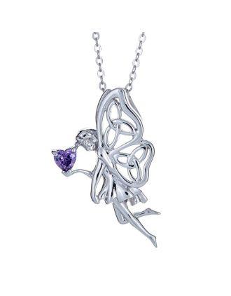 Celtic Fairy Pendant