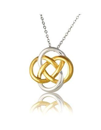 Celtic Friendship Knot pendant