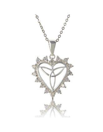 Celtic Love Knot Heart
