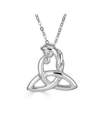 Celtic Mothers Knot Necklace