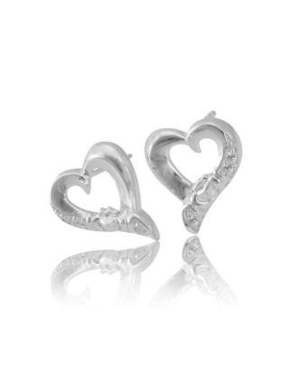 Claddagh Hearts earrings