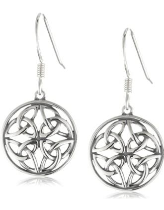 Dara Celtic Knot Earrings