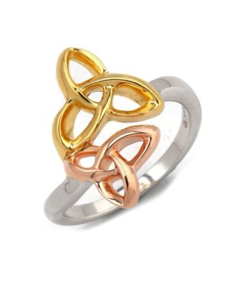 Celtic Shooting Star Ring
