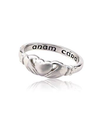 Fenian Claddagh Ring