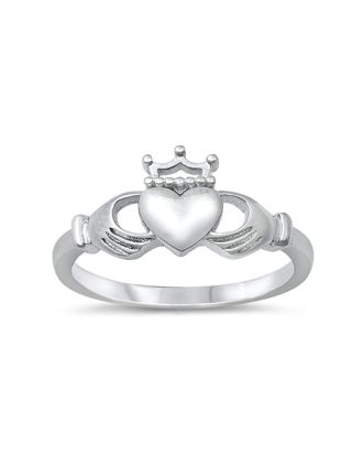 Irish Claddagh Ring
