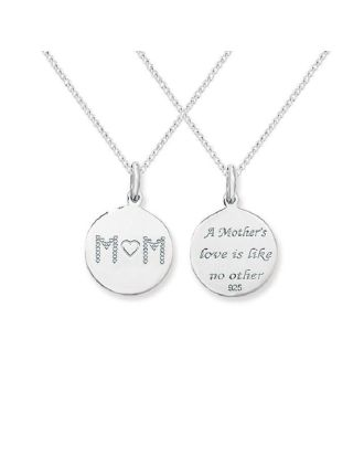 A Mother's Love Is Like No Other Pendant