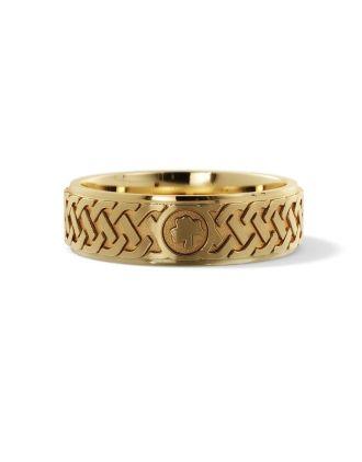 Irish Wedding Ring 10K Gold | Traditional Irish Wedding Ring