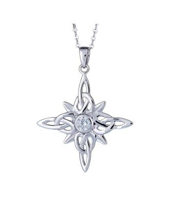 Celtic Star Pendant