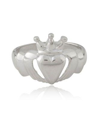 King Claddagh Ring