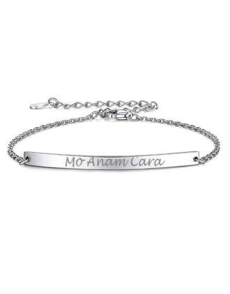 Minimalist Mo Anam Cara Bracelet