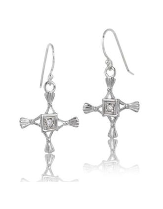 St. Brigid's Cross Earrings