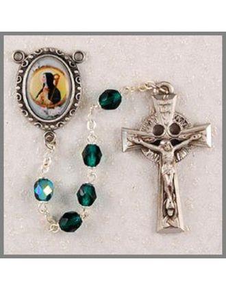 Saint Brigid Rosary Beads