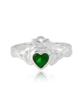 Trinity Claddagh Ring