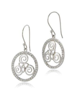 Triskele Trinity Earrings