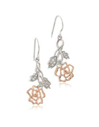 Wild Irish Rose Earrings