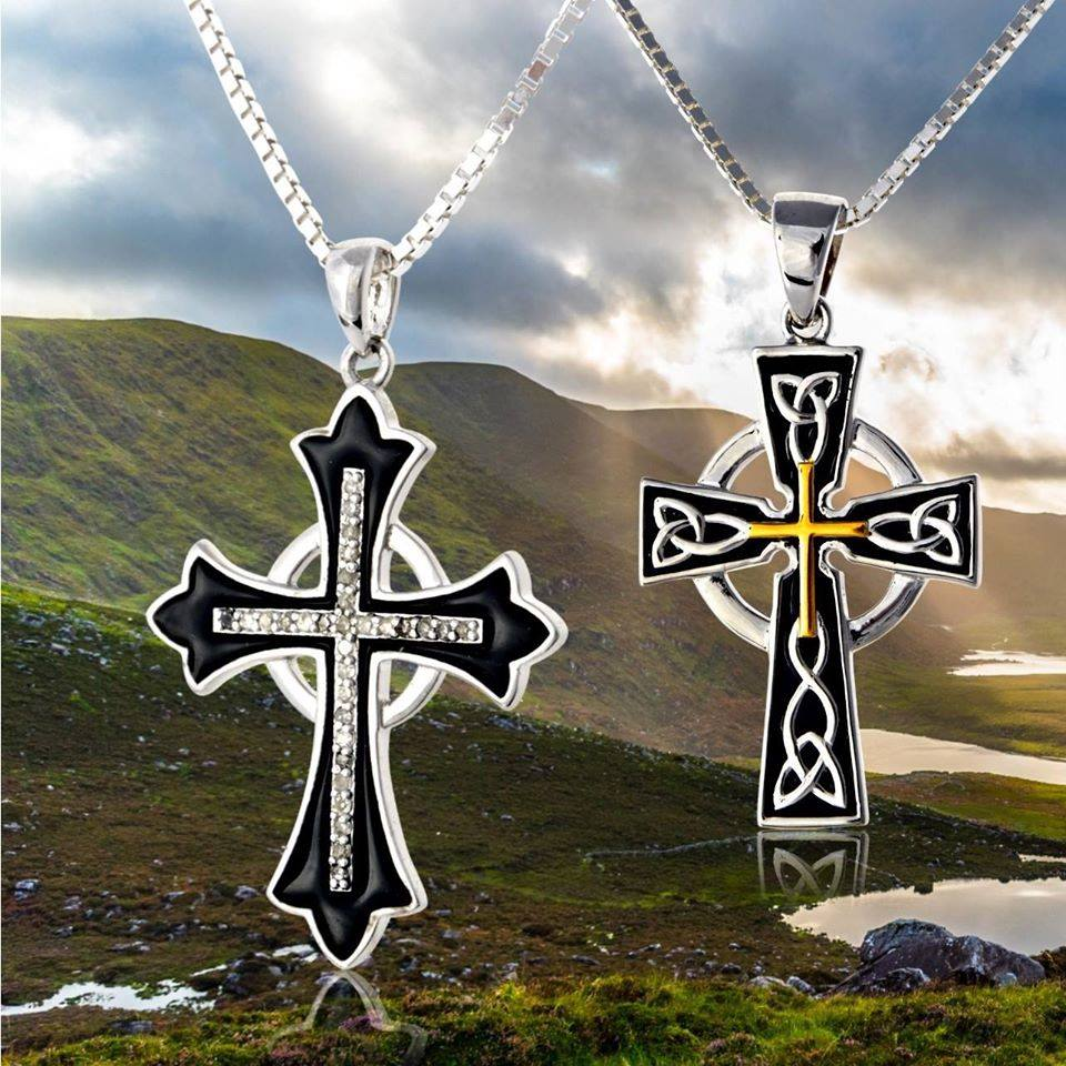 Celtic Cross Meaning and Symbolism - The Irish Jewelry ...